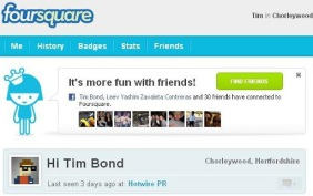 Why I'm quitting FourSquare