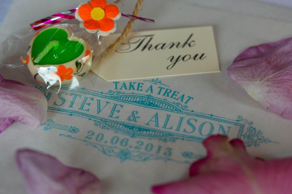 Ali & Steve's Wedding details - Windsor, UK