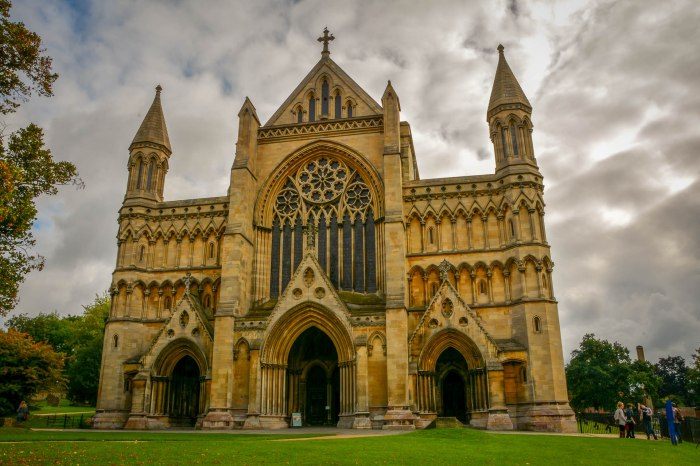 St. Albans Cathedral - St. Albans, UK (Worldwide Photo Walk)